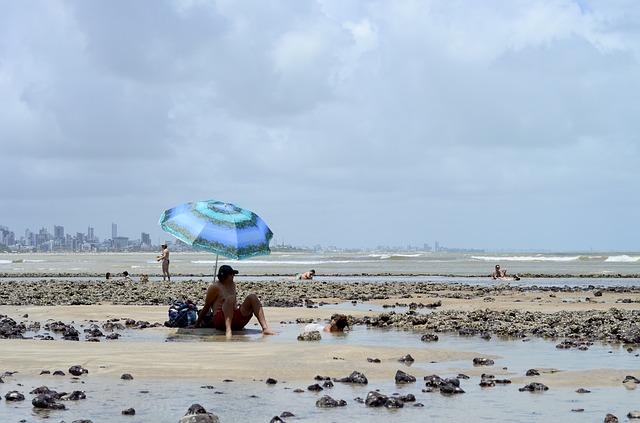 João Pessoa: as praias urbanas